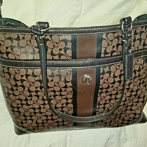 Coach carry all tote - Large